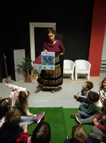 Θέατρο Μαρία Δημητριάδη,σεμινάριο Χρώματος 2017 (2)
